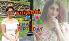 Heroine surabhi birthday special photos Photo Gallery - Sakshi