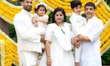 Dil Raju celebrated His Grandson Dhoti Event Pics - Sakshi