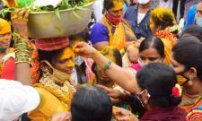 Balkampet yellamma kalyanam 2021 Photo Gallery - Sakshi