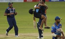 INDvsSL Second one Day international Cricket Match Pics - Sakshi