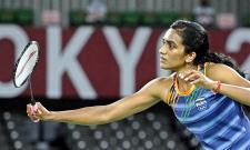 PV Sindhu Semifinal Match Photos - Sakshi