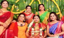 Natraj Master wife Neetu Seemantham Photo Gallery - Sakshi