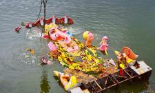 khairatabad ganesh nimajjanam Photo Gallery - Sakshi
