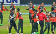 Bangladesh earns 4 run victory over New Zealand in 2nd T20 Photo Gallery - Sakshi