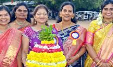 Police Batukamma Celebrations Photo Gallery - Sakshi