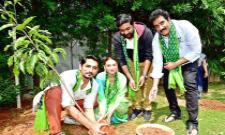Green India Challenge Maha Samudram Team Photo gallery - Sakshi