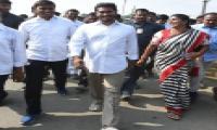 YS jagan praja sankalpa yatra in Srikalahasti constituency - Sakshi