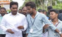PrajaSankalpaYatra 196th Day Scheduele Released - Sakshi