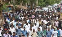 YS Jagan Compleat 2400 km In Praka Sankalpa Yatra - Sakshi