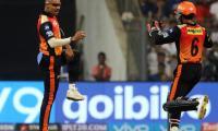 Shikhar Dhawan Reveals His Kabaddi Style Celebration - Sakshi