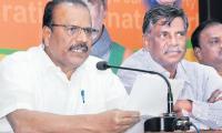 Nallu Indrasena Reddy Criticises Congress TDP Alliance - Sakshi