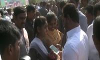 College Students Meet YS Jagan In Prajasankalpayatra - Sakshi