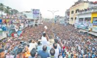 YS Jagan Fires On Chandrababu and Congress Party - Sakshi