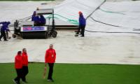 Will Rain Affect India vs Pakistan Match at the World Cup - Sakshi