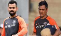 India Players to Wear Orange Jerseys Against England on June 30 - Sakshi