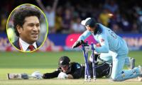 Sachin Tendulkar Says Another Super Over Should Decide Winner - Sakshi
