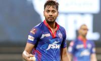 IPL 2021: Avesh Reveals How He And Pant Planned For Dhoni - Sakshi