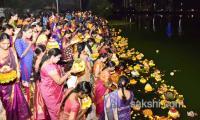 Bathukamma Celebrations at Kukatpally