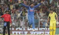 India Won by 50 Runs Against Australia