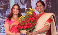 Tamanna launches Joh Rivaaj lounge @ Chennai Shopping Mall
