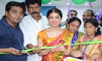 Pranitha opening MV shoping mall At mahabubabad