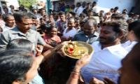 YS Jagans begins 15th day PrajaSankalpaYatra - Sakshi - Sakshi