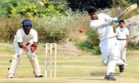 Sakshi Arena one School Fest Cricket Matches  - Sakshi