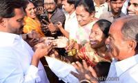 prajasankalpayatra 37th day begins  - Sakshi