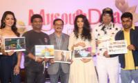 Celebs at My South Diva Calendar 2018 Launch  - Sakshi