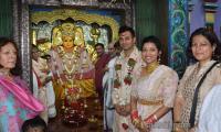Warangal Collecter Amrapali gets married to Sameer Sharma IPS - Sakshi