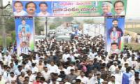 YS Jagan PrajaSankalpaYatra 114th Day Begins - Sakshi
