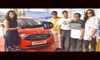 Nagarjuna Presents car to Badminton Player Sikki Reddy Photo Galllery - Sakshi