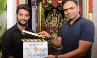 Aadi New Movie Opening photo gallery - Sakshi