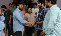 Chiranjeevi watched Geetha Govindam Movie Photo Gallery - Sakshi