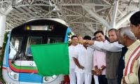 Ameerpet to LB Nagar Metro Rail Opening Photo Gallery - Sakshi