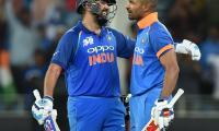 india beat pakistan 9 wickets - Sakshi