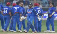 Afghanistan v India : Asia Cup match ends in tie photo Gallery - Sakshi