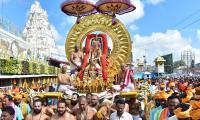 Tirumala Tirupati Brahmotsavam 2018 Photo Gallery - Sakshi