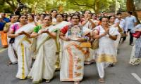 Devotees Stop Women From Entering Temple Photo Gallery - Sakshi