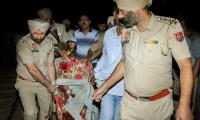 Train accident in Amritsar Photo Gallery - Sakshi