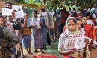 First phase of Assembly elections in Chhattisgarh - Sakshi