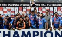 India Vs West Indies Twenty20 Cricket Match Photo Gallery - Sakshi