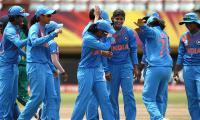 Womens World T20 2018 INDvsPAK Photo Gallery - Sakshi