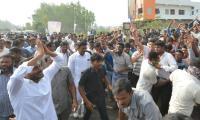 YS Jagan PrajaSankalpaYatra Day 319th Photo Gallery - Sakshi