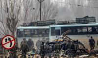 Terrorists Attack In CRPF jawans Pulwama Photo Gallery - Sakshi