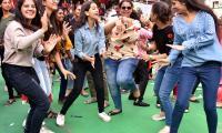 Jamboree Villa Mela 2019 At Villa Marie Degree College For Women Somajiguda - Sakshi