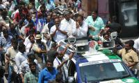 YSRCP Candidates Nominations Photo Gallery - Sakshi