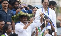 YS Jagan Election Meeting at Paderu Photo Gallery - Sakshi