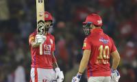 Kings XI Punjab Vs Rajasthan Royals IPL Match Photo Gallery - Sakshi