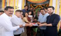 Akkineni Akhil New Movie Launch Photo Gallery - Sakshi